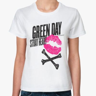 Классическая футболка Green Day