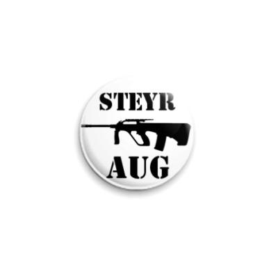 Значок 25мм Steyr AUG