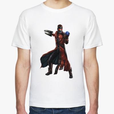 Футболка Звёздный Лорд / Star-Lord