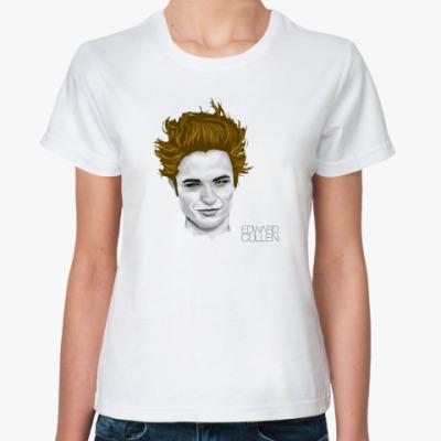 Классическая футболка EDWARD CULLEN