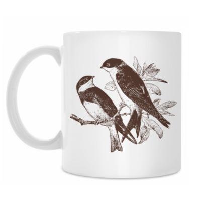 Кружка Bird Птица