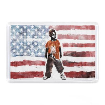 Магнит Флаг Америки