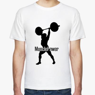 Футболка Muscle Power