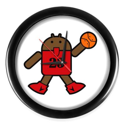 Настенные часы Jordan Android