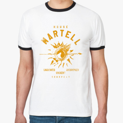 Футболка Ringer-T House Martell