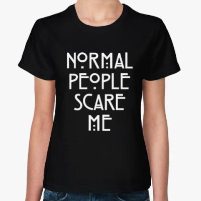 Женская футболка American Horror Story
