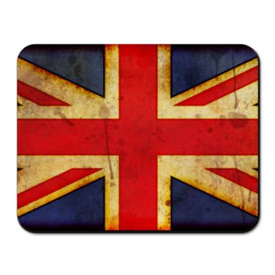 Коврик для мыши Британский флаг Union Jack