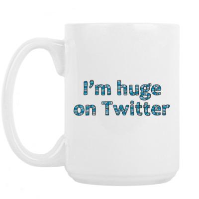Кружка Твиттер