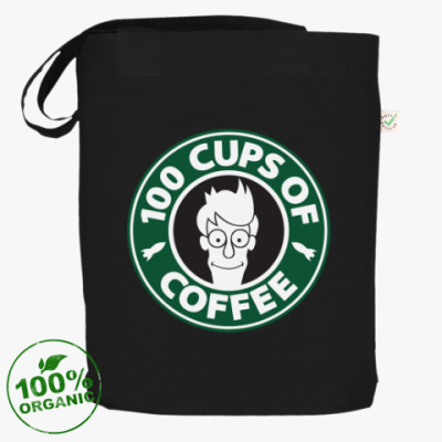Сумка Futurama coffee Starbucks