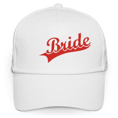 Кепка бейсболка Bride