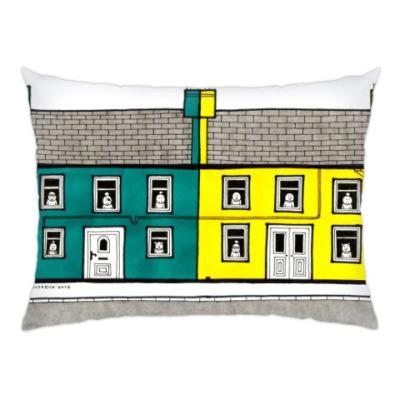 Подушка English houses