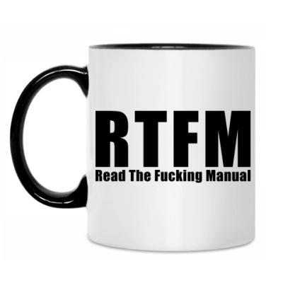 Майка rtfmfm