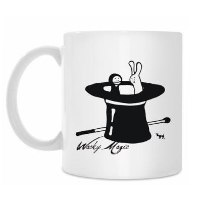 Кружка Кролик в шляпе