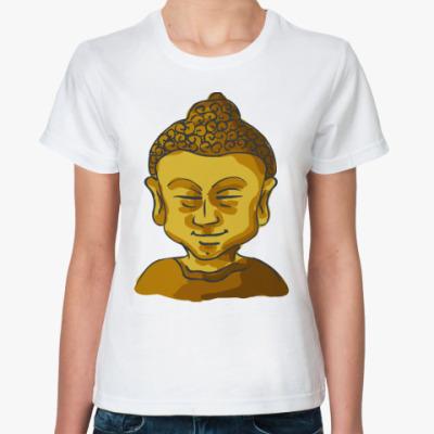 Классическая футболка Будда