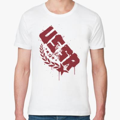 Футболка из органик-хлопка USSR