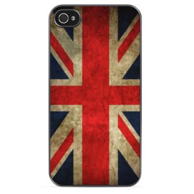 Чехол для iPhone Англия