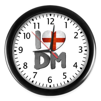 Настенные часы Депеш Мод