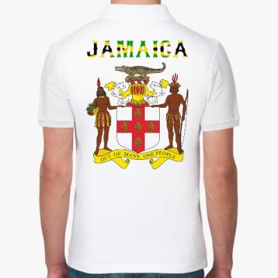 Рубашка поло Jamaica ProstoGeo