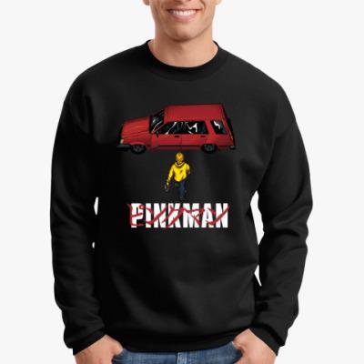 Свитшот Pinkman car