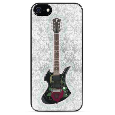 Чехол для iPhone Hide гитара