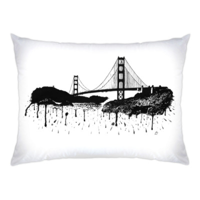 Подушка Golden Gate