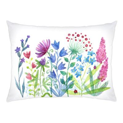 Подушка Весенние цветы