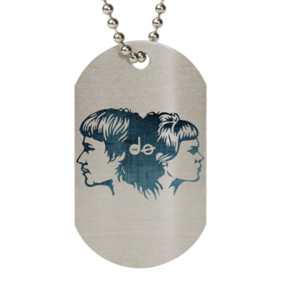 Жетон dog-tag The Dø