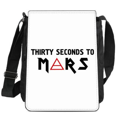 Сумка-планшет Thirty seconds to mars