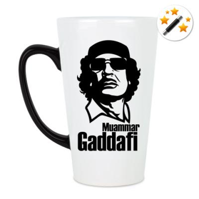 Кружка-хамелеон Каддафи