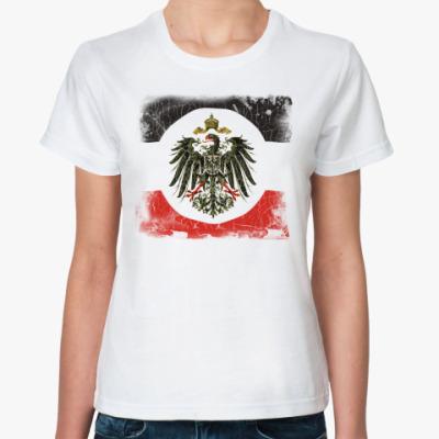 Классическая футболка Кайзеровская Империя