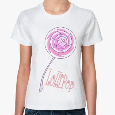 Классическая футболка LolliPop