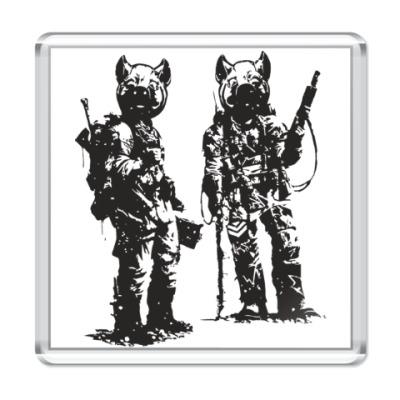 Магнит War Pigs