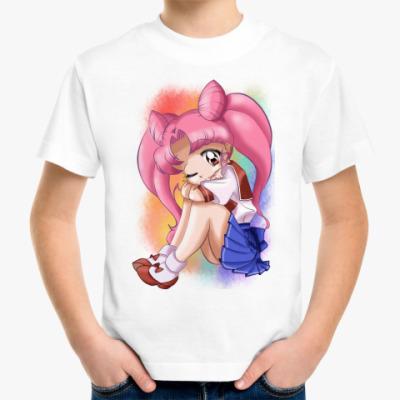 Детская футболка Чибиуса