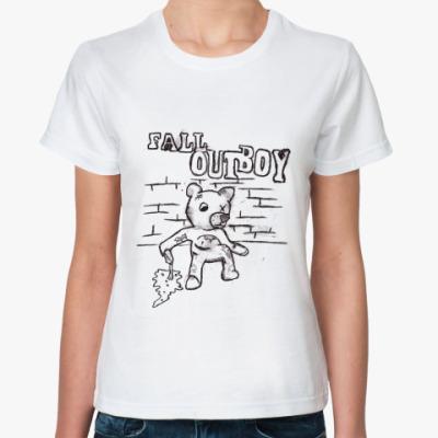 Классическая футболка FOB bear