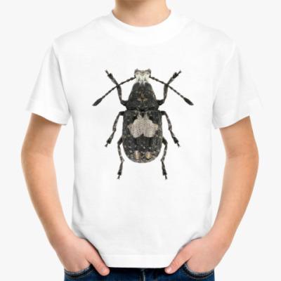 Детская футболка Жук ложнослоник
