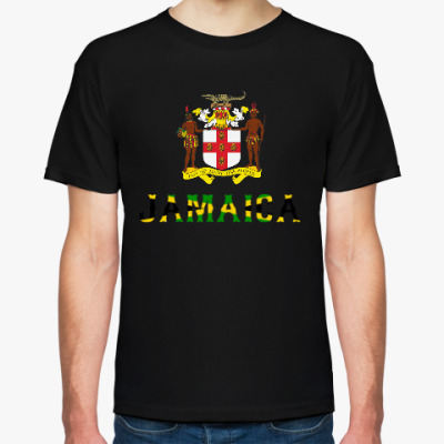 Футболка Jamaica ProstoGeo