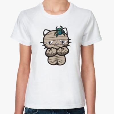 Классическая футболка Китти Мумия