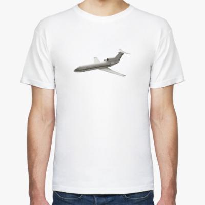 Футболка Модель самолета