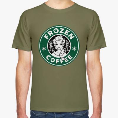 Футболка Frozen coffee