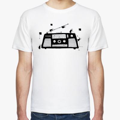 Футболка Радио