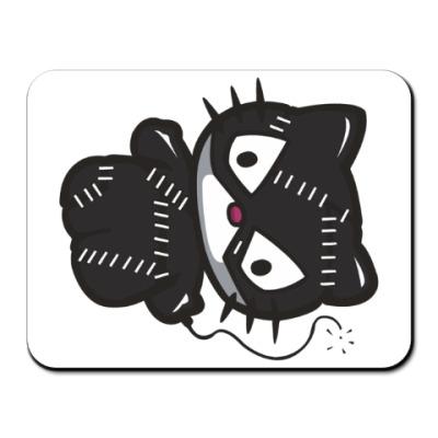 Коврик для мыши Китти Женщина-кошка