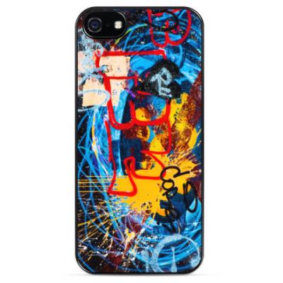 Чехол для iPhone Graffiti boom