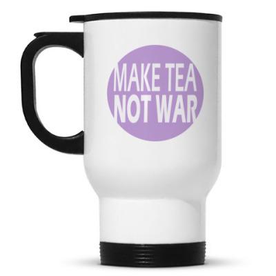 Кружка-термос  MAKE TEA