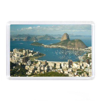 Магнит Рио де Жанейро