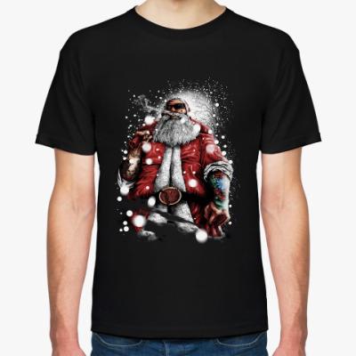Футболка Большой Санта