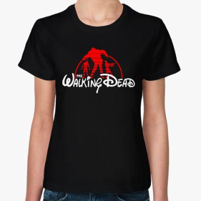 Женская футболка The Walking Dead