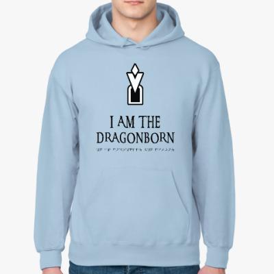Толстовка худи Dragonborn Skyrim