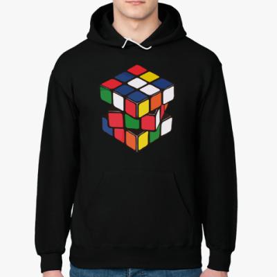 Толстовка худи Кубик Рубика | Rubiks Cube