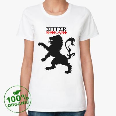 Женская футболка из органик-хлопка Enter Shikari