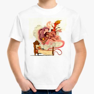 Детская футболка Детская футболка Nightmare